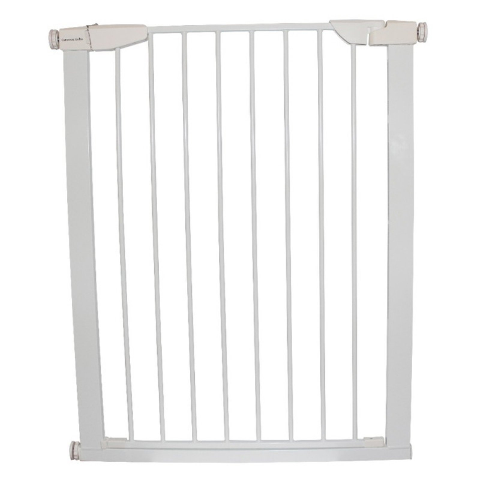 Cardinal Gates Extra Tall Premium Pressure Pet Gate White 295