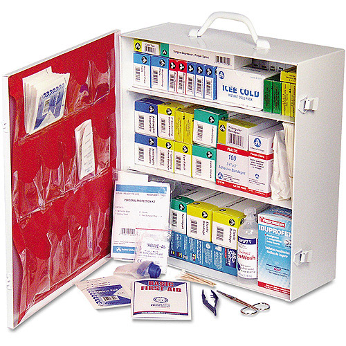 PhysiciansCare First Aid Kit, 721 pc
