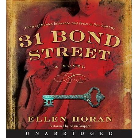 31 Bond Street - Audiobook
