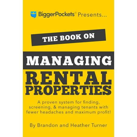 The Book on Managing Rental Properties - Helium Rental Cost