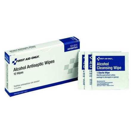 PAC-KIT Alcohol Pads,Antiseptics,PK10 12-011