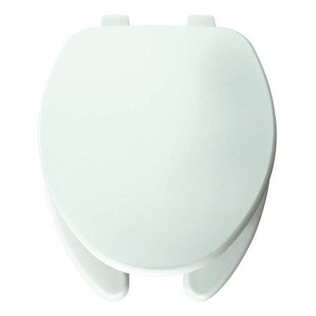 Church 595 Pro Series Wood Elongated Toilet Seat White