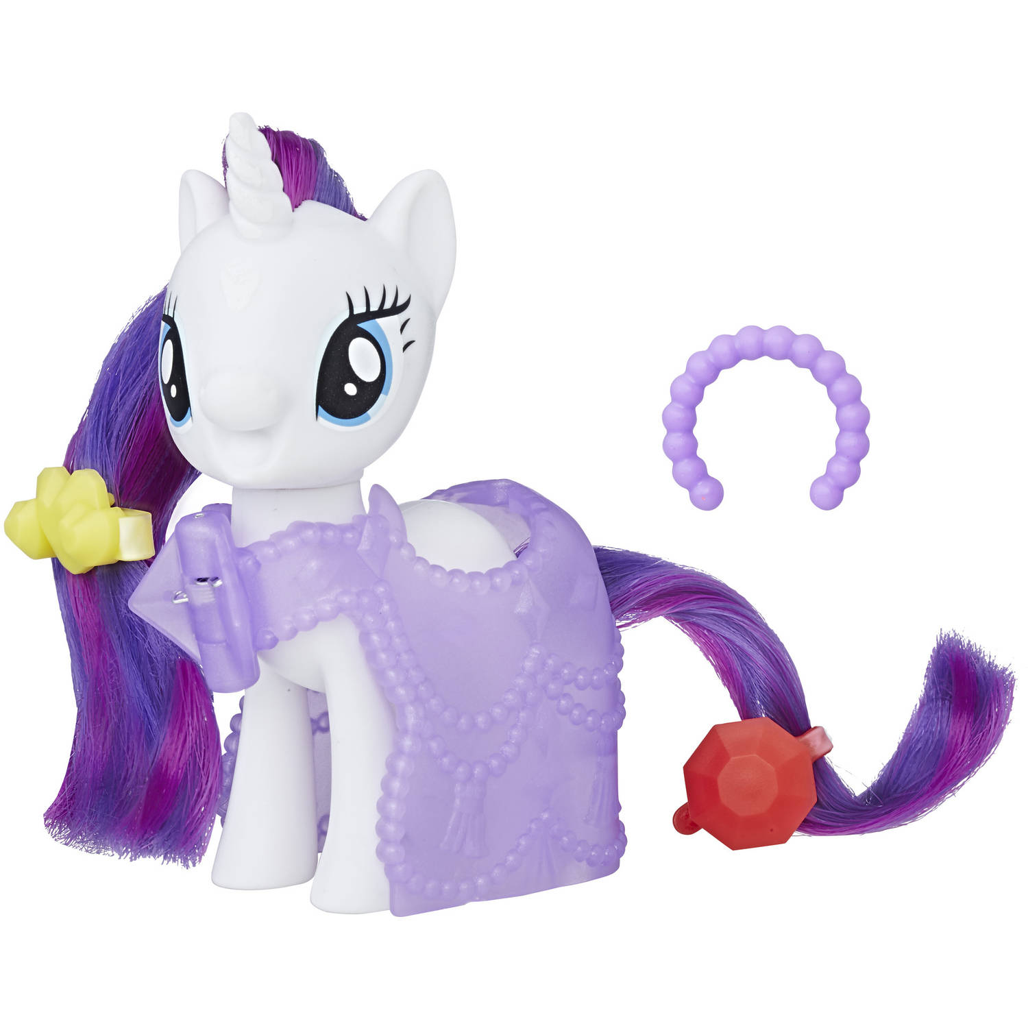 My Little Pony Clip and Style Runway Fashions Set Rarity by Generic
