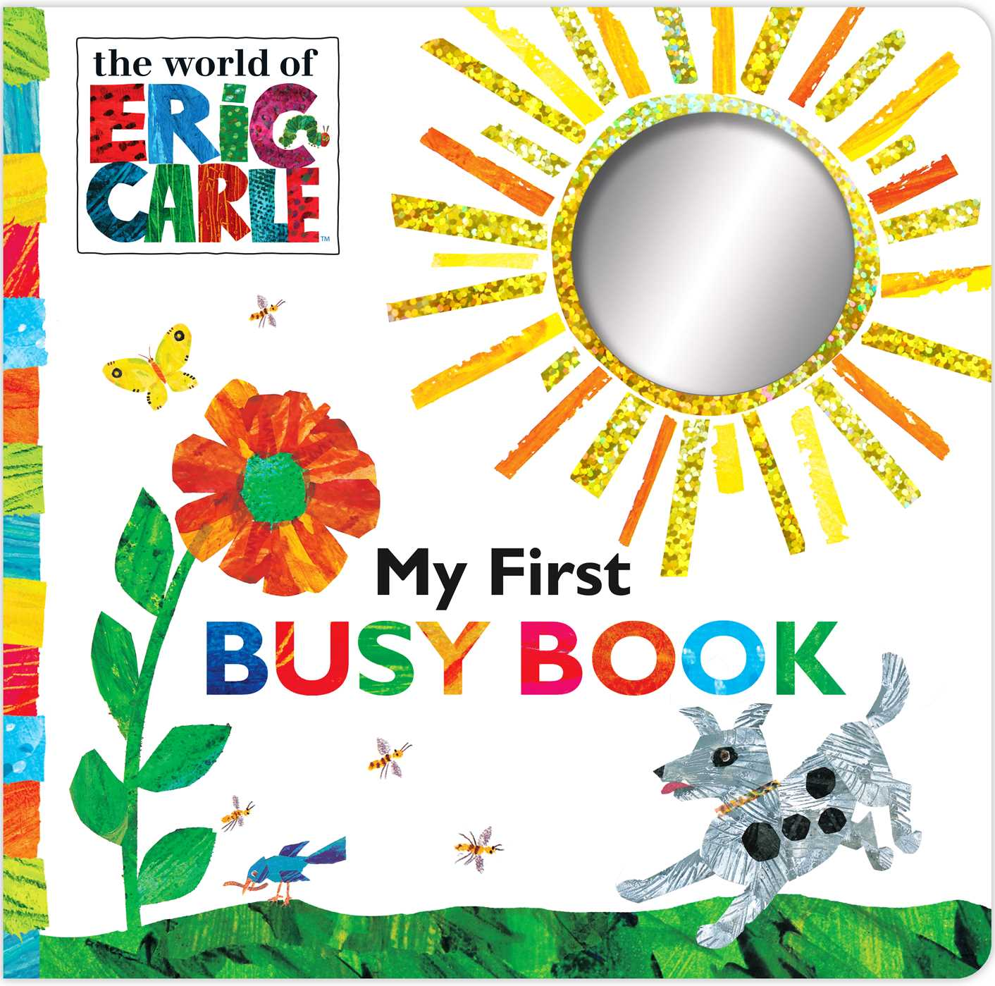 My 1st Busy Book (Board Book)