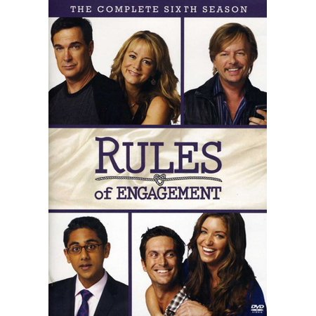Rules of Engagement: The Complete Sixth Season (DVD)](Halloween Episodes Of The Office Season 6)