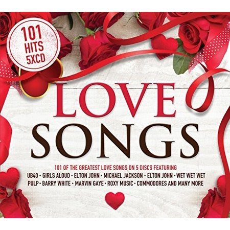 101 Love Songs Hits / Various - 100 Hits Halloween Songs