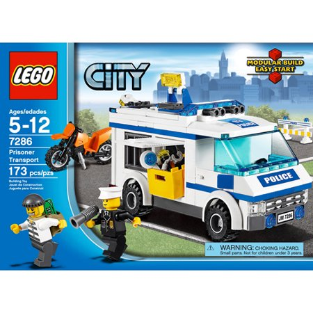 LEGO City Prisoner Transport Play Set