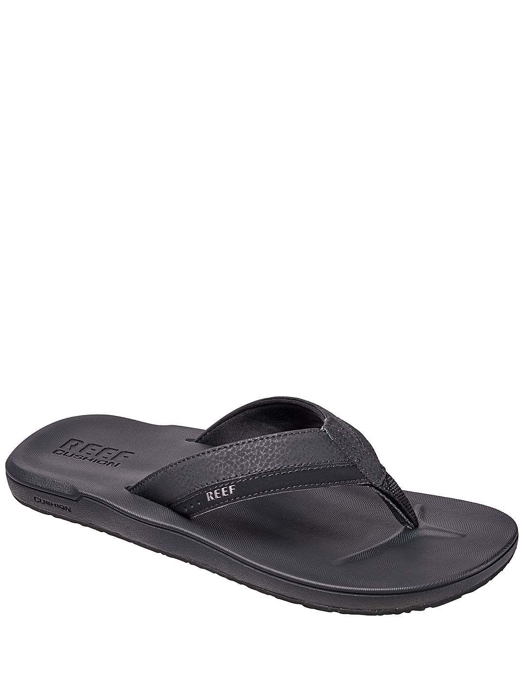 Contoured Cushion Slip-On Sandals