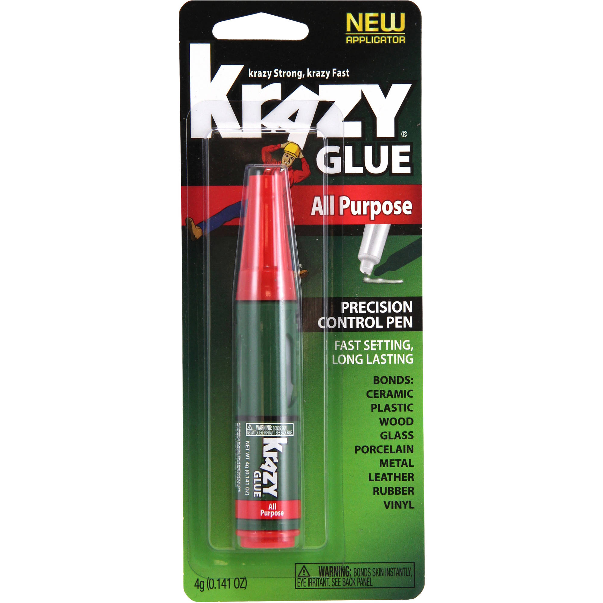 Krazy Glue 4-Gram All-Purpose Pen