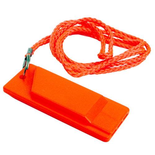 Attwood Safety Whistle, Orange