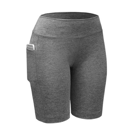Nicesee Women Compression Shorts Running Sports