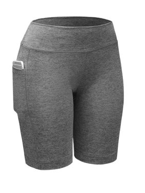 295d02aab0de Product Image Nicesee Women Compression Shorts Running Sports
