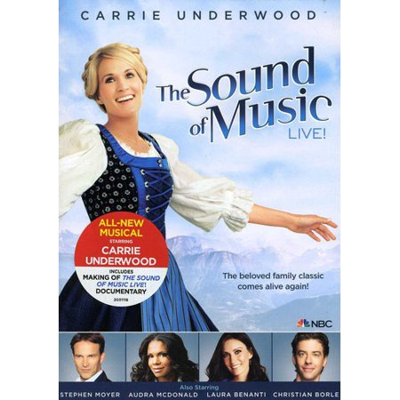 The Sound of Music Live! (DVD) - Live Halloween Wallpaper With Sound