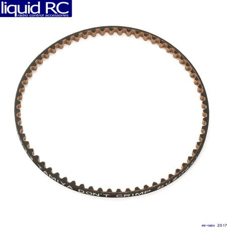 Tamiya 51559 Rear Belt 63T TRF418