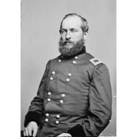 Laminated Poster James Garfield President General Civil War Usa Poster Print 24 x 36