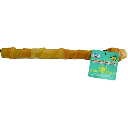 HDC Yaky Stick 12-Inch, Each, Highly Nutritious Treat By Himalayan Corporation](Nutritious Halloween Treats)