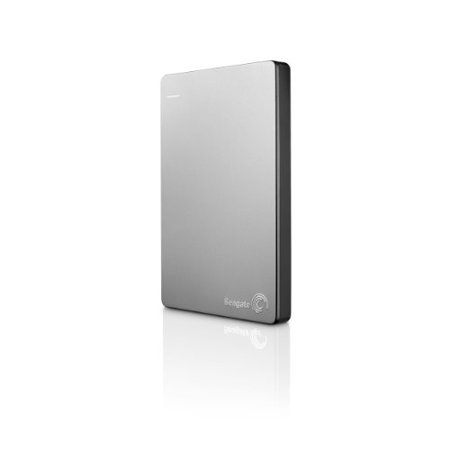 Seagate Backup Plus Slim 2 Tb External Hard Drive   Usb 3 0   Portable  Stds2000100