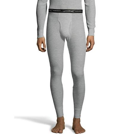 Hanes Men's Waffle Knit Thermal Pant 3X-4X - 125446