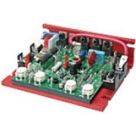 - KBMM-125 (9449), SCR DC Drives, 115 Vac Input, 0-130 Vac Output, thru 3/4 HP, Open Chassis