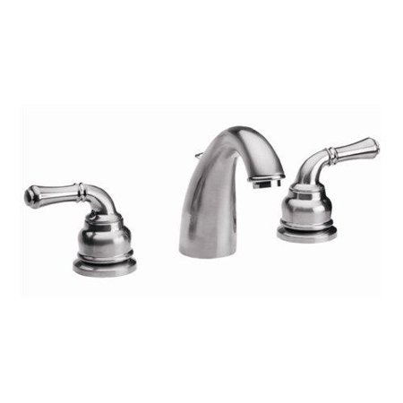 Proflo PFWS1112M Double Handle Widespread Bathroom Faucet With Decorative Met