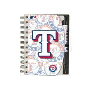 Deluxe Hardcover 4X6 Notebook & Pen Set (Grip) - T