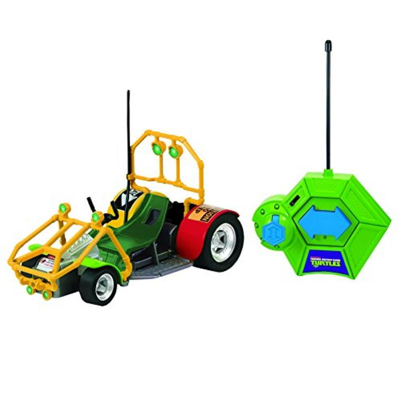 Teenage Mutant Ninja Turtles Radio Control Patrol Buggy V...