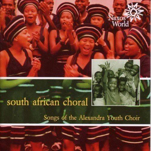 Full title: South African Choral: Songs Of The Alexandra Youth Choir.<BR>Features songs sung in Zulu, Sotho, English and Xhosa.
