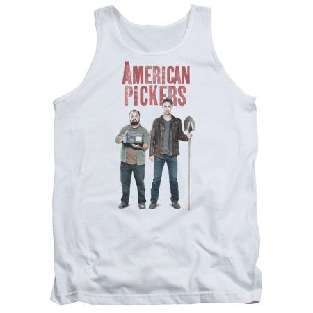 American Pickers American Profit Mens Tank Top Shirt