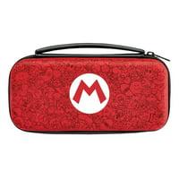 PDP Nintendo Switch Super Mario Bros Mario Remix Deluxe Travel Case