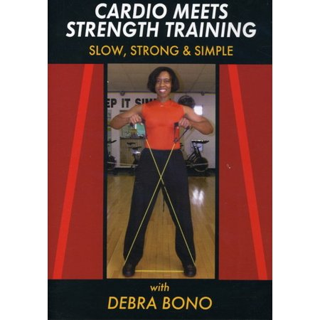 Cardio Meets Strength Training: Slow Strong Simple (DVD)