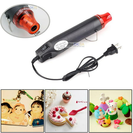 Okeba 110V 300W Heat Gun for 18650 Wrap & Heat Shrink Tubing Temperature