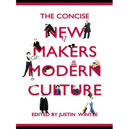 The Concise New Makers of Modern Culture - eBook