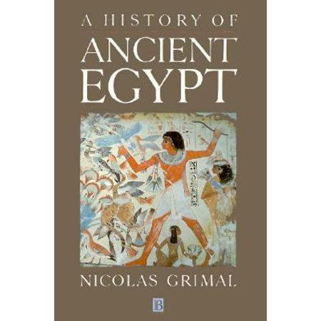 History of Ancient Egypt (Nicolas Grimal A History Of Ancient Egypt)