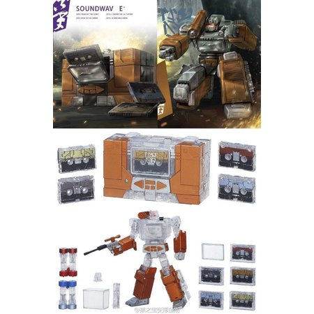 Transformers Platinum Edition Masterpiece Figure: