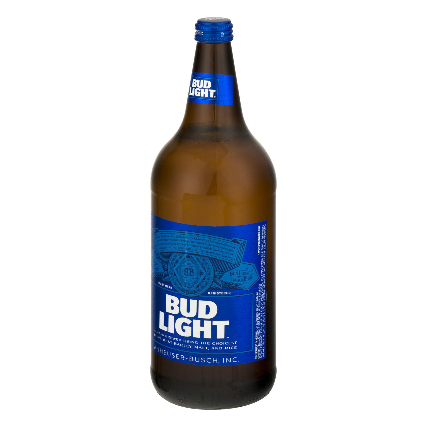 Bud Light Beer, 40 Fl. Oz. Bottle   Walmart.com Pictures