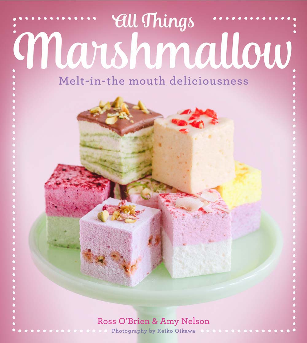 All Things Marshmallow : Melt-in-the-mouth deliciousness