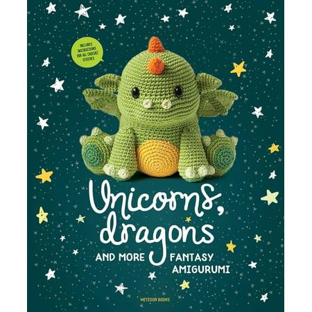 Unicorns, Dragons and More Fantasy Amigurumi : Bring 14 Magical Characters to Life!](Halloween Amigurumi)