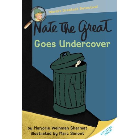 Nate the Great Goes Undercover (New Yearling) (Paperback)](Nate The Great Halloween Hunt)
