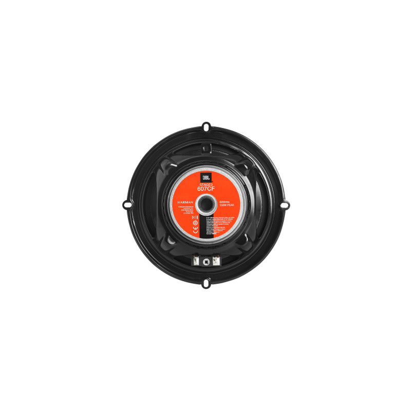 JBL Stage3 607C 6-1//2 Two-Way Car Audio Component system w// Crossover