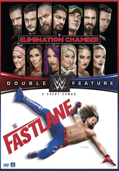 WWE: Elimination Chamber Fastlane 2018 DBFE DVD by