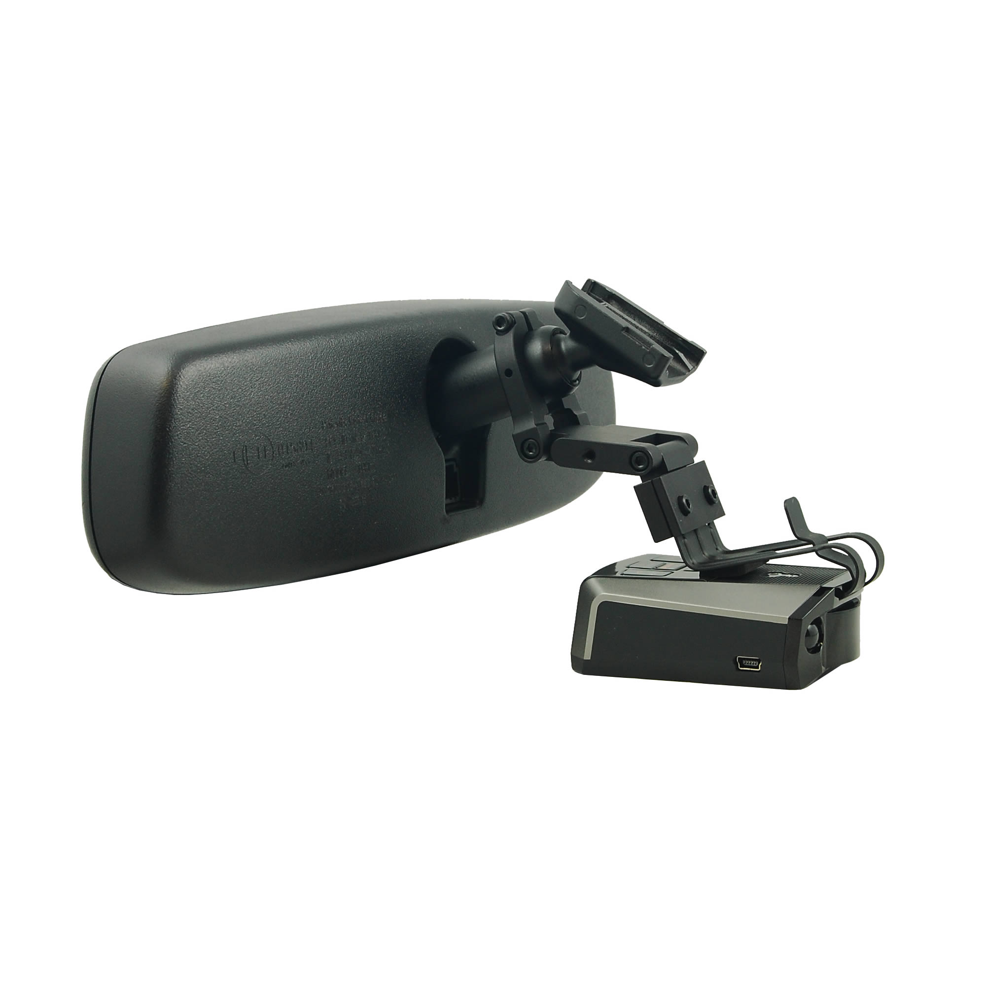 BlendMount BCB-2000R Radar Detector Mount for Cobra DSP 9200BT, RAD Series,