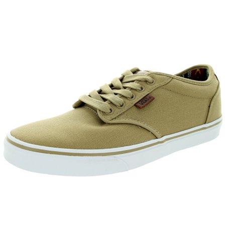 f90ce9e246a48f VANS - Vans Men s Atwood Deluxe (10 oz Canvas) Skate Shoe - Walmart.com