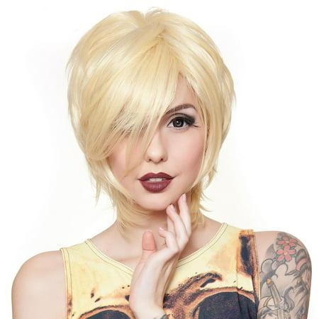 Rockstar Wigs Legend of Zelda Link Light Blonde Cosplay - Legend Of Zelda Link Wig