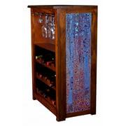 """""""Beech Forest"""" by Gustav Klimt Wine Cabinet"""