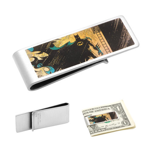 Men's Vintage Batman Money Clip
