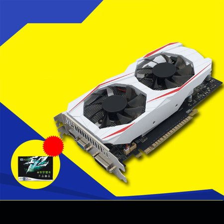 Independent GTX750Ti 2GB DDR5 Game Graphics Cards GTS450 PCI Express 2.0 for