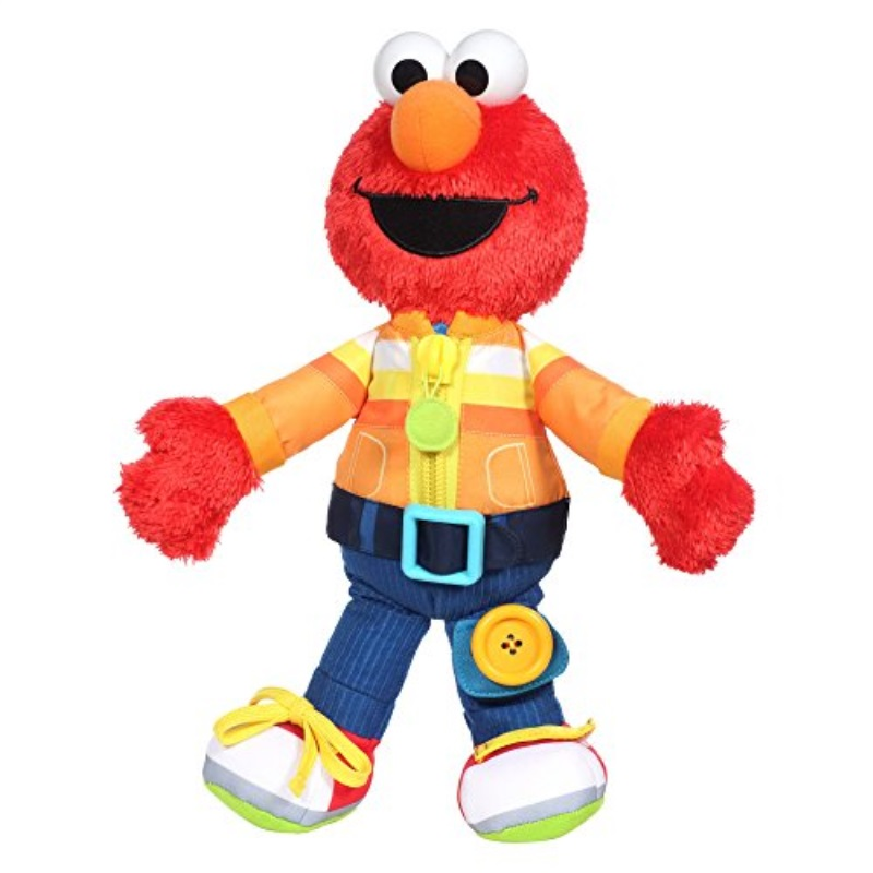 Playskool Sesame Street Ready to Dress Elmo by Hasbro