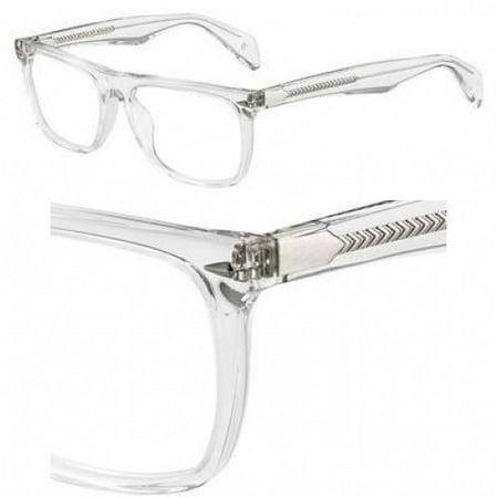 Rag & Bone RNB 7001 Eyeglasses 0900 - Crystal Bone Slide