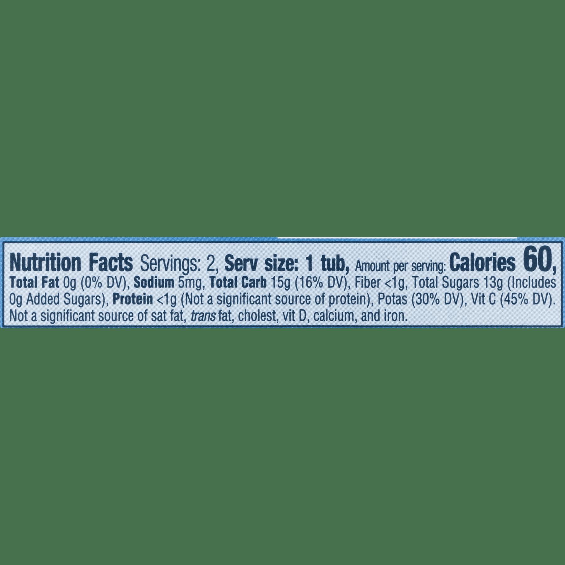Gerber 1st Foods Banana Non GMO, 2.5 OZ - Walmart.com