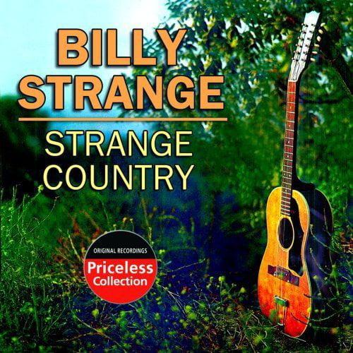 Billy Strange - Strange Country [CD]